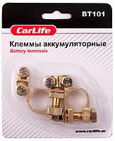 Клеммы аккумуляторные CarLife BT101