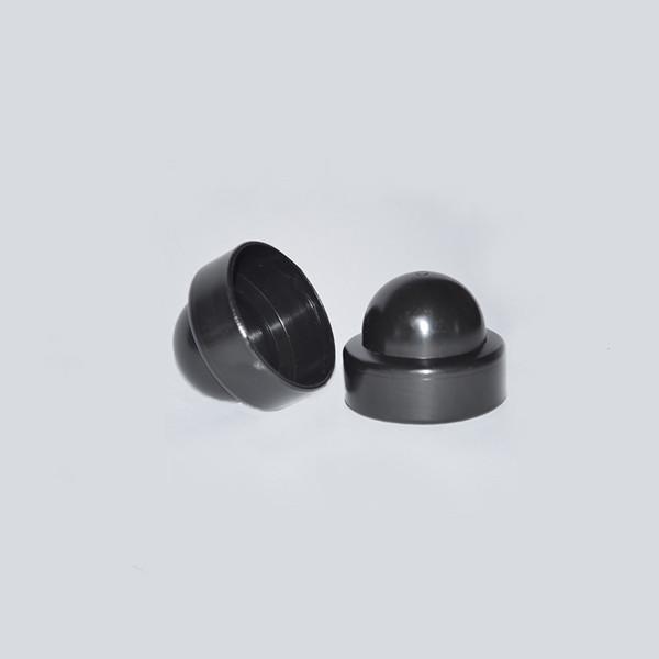 Заглушка круглая на трубу 40 мм наружная