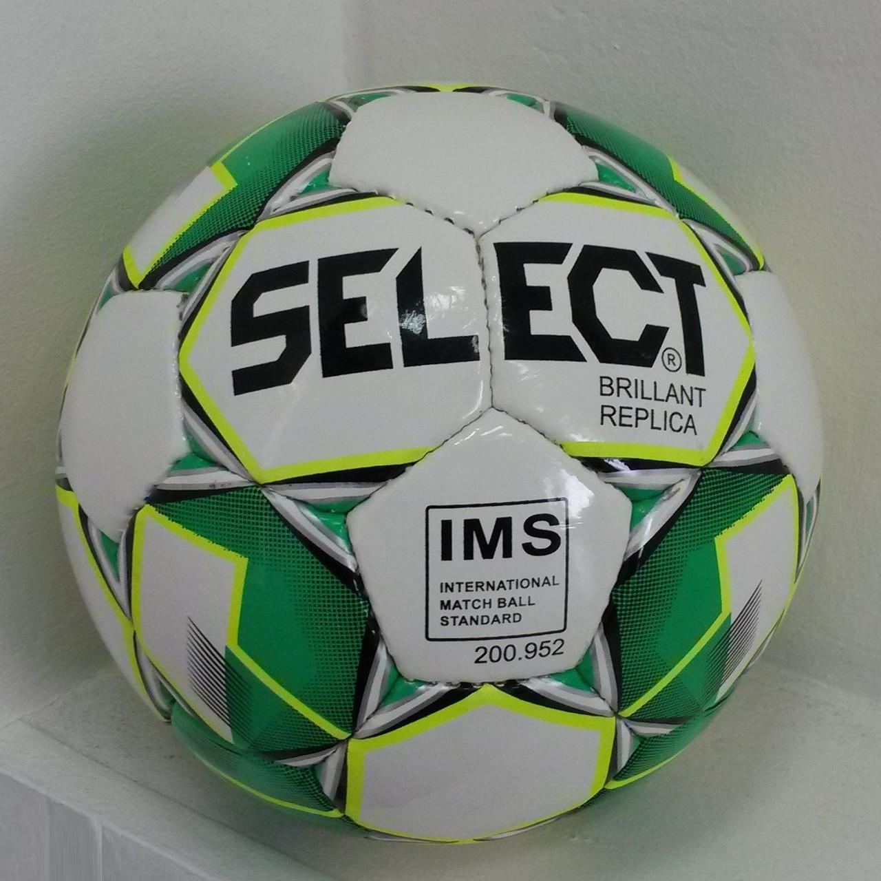 Мяч для минифутбола Select Brillant Replica №4