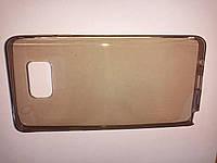 Накладка силиконовая 0.3mm Samsung Note 5 бампер белый