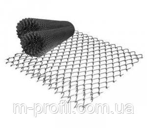 Сітка Рабиця чорна 50*50*1,9 1,7 м/рулон 10м