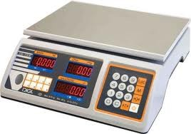 Торговые весы DIGI DS 700E