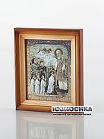Введение во храм (икона в деревянной раме - образ №2)