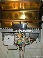 Ремонт, газовой колонки BERETTA в Кривом Роге