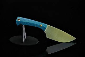 """Шкуросъемный нож ручной работы """"Скинер-1"""", 95Х18, фото 2"""