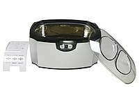 Ультразвуковая мойка D - 2000 (420 мл) серебристая, фото 1