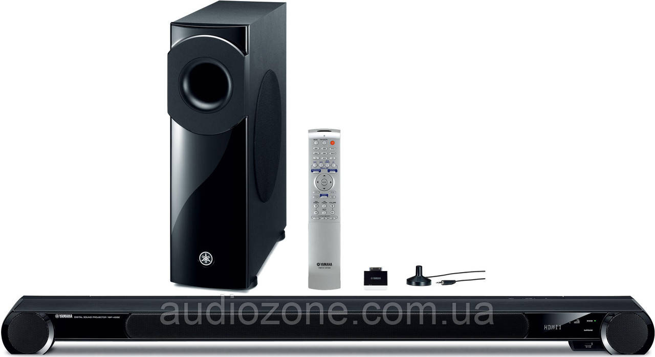 Звуковой проектор Yamaha YSP-4300