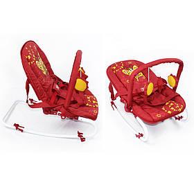 Детский шезлонг BT-BB-0001 RED