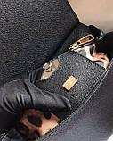 Сумка Дольче Габбана Miss Sicily 25 см натуральная кожа, фото 7