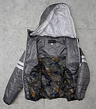 Демисезонная куртка-жилетка для мальчика, фото 3