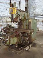 6Т13-1 - станок вертикальный консольно-фрезерный , фото 1