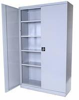 Шкаф канцелярский архивный Sbm 203, шкаф металлический для документов