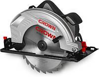 Пила дисковая Crown CT 15210-235