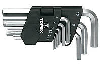Набор шестигранных ключей Housetools - 9 шт.