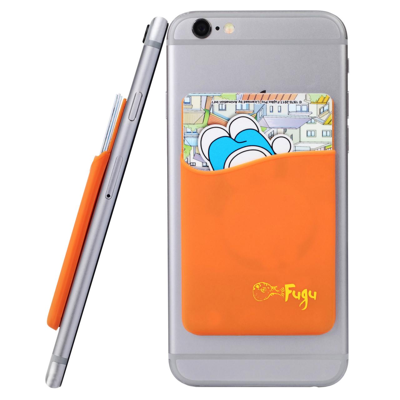 Накладка-карман Fugu Orange