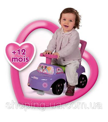 Машинка-каталка Auto Minnie Mouse Smoby 443008, фото 2