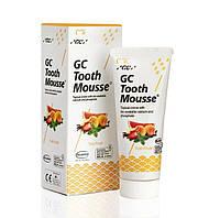 Тус Мусс (TOOTH MOUSSE) гель для ремінералізації та зміцнення зубів Tutti-Frutti, 35 мл (мультифрукт)
