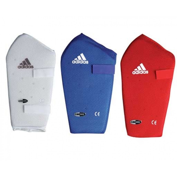 Защита голени Adidas Shin Pad Climacool Red (ADIBP07)