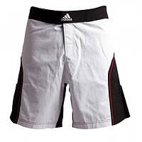 Шорты ММА Adidas White (mma-shorts-1)
