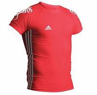 Рашгард Adidas Tatoo Red (mma-rashgard-t)