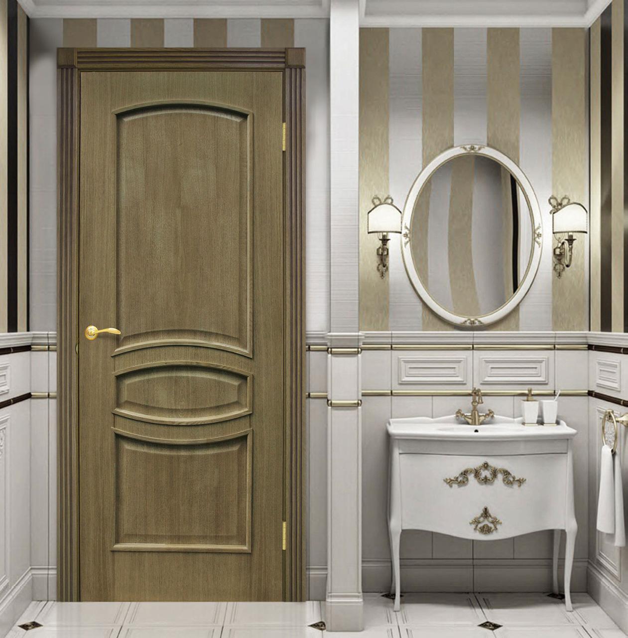 Дверное полотно шпон Венеция ПГ