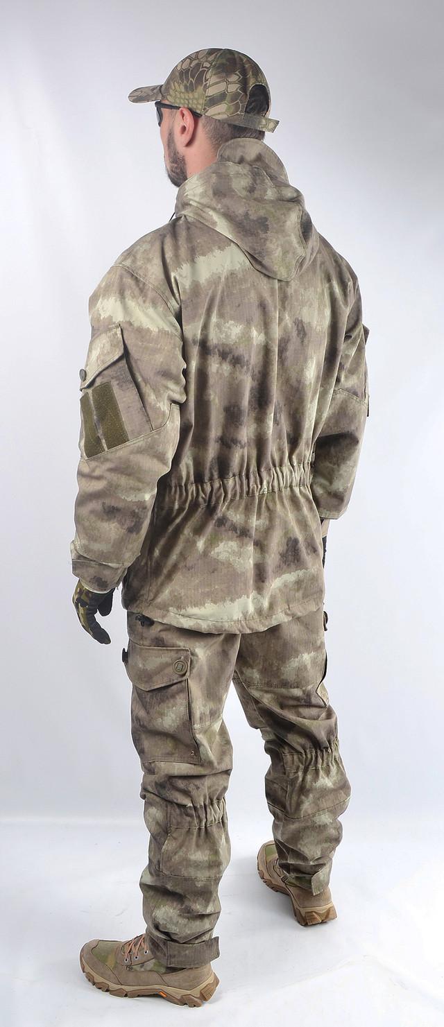 Костюм горка A-TACS отлично показал себя в боевых условиях, есть множество  позитивных отзывов. Выносливость костюма, камуфляжные свойства и  эстетический вид ... da81d9eb315