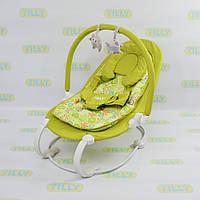 Детский шезлонг BT-BB-0004 GREEN