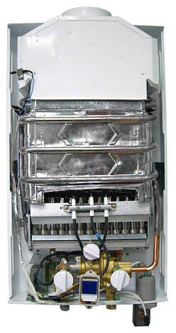 Газовая колонка Termaxi JSD 20 W серебристая, фото 2