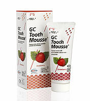 Тус Мусс (TOOTH MOUSSE) гель для ремінералізації та зміцнення зубів Strawberry, 35 мл (полуниця)