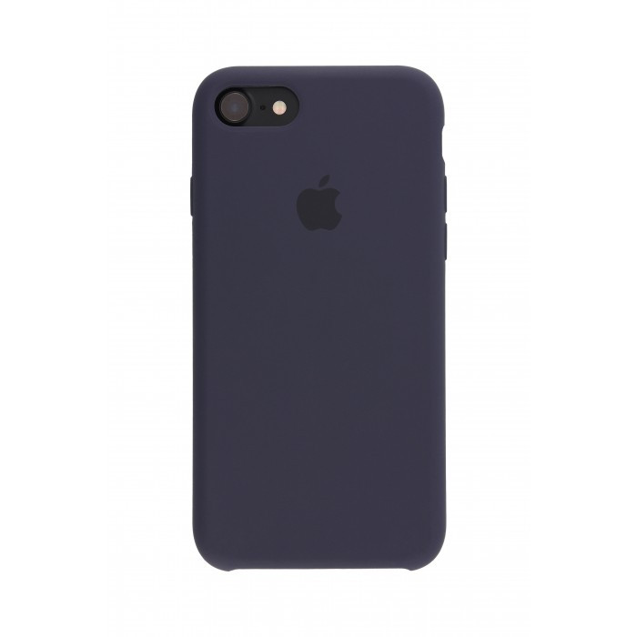 Панель Silicone Case для iPhone 7/8 Midnight Blue (12 853)