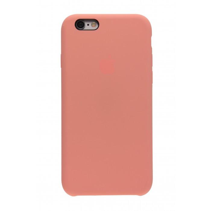 Панель Silicone Case для iPhone 6/6s Red Begonia (13314)
