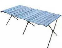 Стол для уличной торговли 2.5м, фото 1