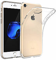 Чехол TOTO TPU clear для iPhone 7 Transparent (NS773)