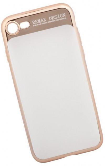 Чехол Remax Modi Series для Apple iPhone 8 Gold (Glvss32)