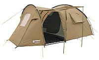 Четырехместная палатка Terra Incognita Olympia 4 Песочная