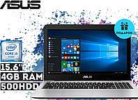 """Ноутбук Asus VivoBook A556UA 15.6"""" HD LED (Core i5-7200U, 4GB RAM, 500GB HDD, Windows 10) - Суперцена!"""