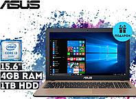 """Ноутбук Asus VivoBook K540LA 15.6"""" HD LED (Core i3-5005U, 4GB RAM, 1TB HDD, Windows 10) - Суперцена!"""