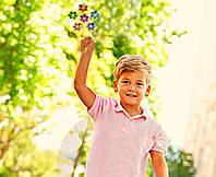 Ветрячок Смайл Игрушки для лета, фото 1
