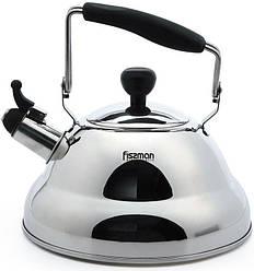 Чайник Fissman Paris со свистком 2.7 л (FN-KT-5920_psg)