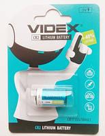 Батарейка Videx CR2/1BL (Lithium)