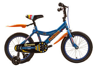 "Детский велосипед 16"" Premier Bravo Blue"