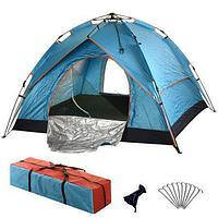 """Палатка туристична """"Паук"""" 2*2,1*1,35 м. арт. 01225"""
