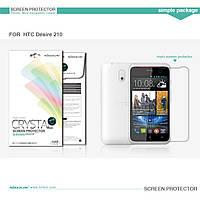 Защитная пленка Nillkin для HTC Desire 210 глянцевая