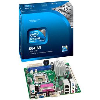 Материнская плата Intel DG41AN Intel G41, s775