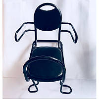 Кресло для детей на багажник велосипеда (трубчатое, откидное)