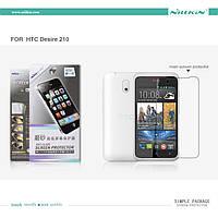 Защитная пленка Nillkin для HTC Desire 210  матовая, фото 1