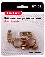 Клеммы аккумуляторные CarLife BT106