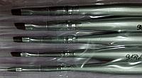 Набор кистей для китайской росписи, 5 шт