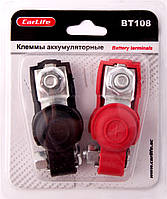 Клеммы аккумуляторные CarLife BT108