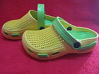 Кроксы-сандали р 30\31-32\33-34\35